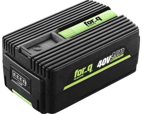 Batterie for_q FQ-LIO 4040,40 V / 4,0 Ah