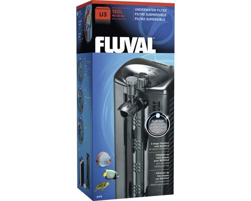 Filtre intérieur pour aquarium Fluval U3