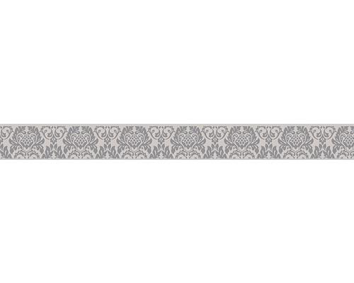 Frise Only Borders 9 autocollante Ornament gris anthracite 5 m x 5 cm
