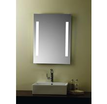 Miroir éclairé à LED DSK Silver Lake 50x70 cm IP 24 (protégé contre les projections d''eau)-thumb-1