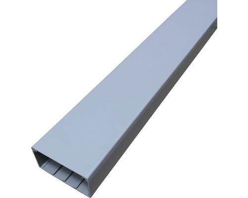 Conduit de câble Tehalit 60x110mm 2m gris LF6011007035