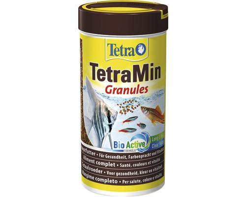TetraMin Nourriture pour poissons Granulés 250 ml