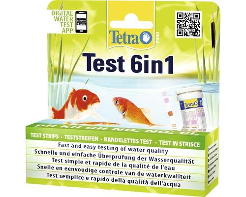 TetraPond Test de l''eau 6 en 1
