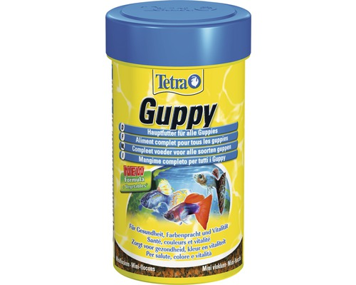 Hauptfutter Tetra Guppy 100 ml