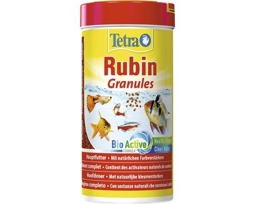 Tetra Nourriture pour poissons Rubin Granulés 250 ml