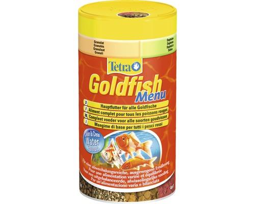 Tetra Nourriture pour poissons rouges Menu 250 ml