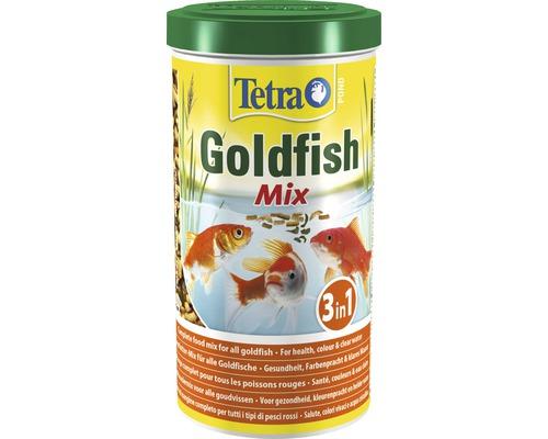 TetraPond Nourriture pour poissons Gold Mix 1 L