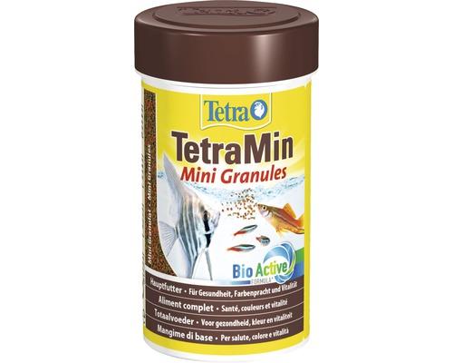 TetraMin Nourriture pour poissons Mini Granulés 100 ml