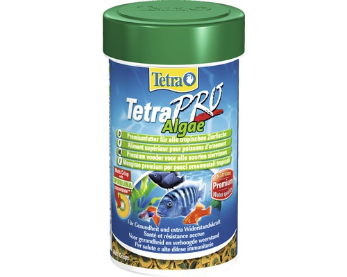 TetraPro Nourriture pour poissons Algae 250 ml