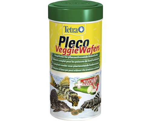 Tetra Nourriture pour poissons Pleco algues 250 ml