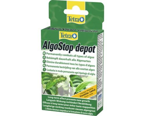 Tetra AlgoStop depot 12 comprimés