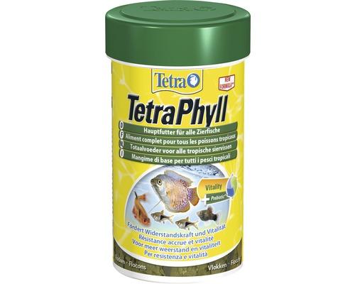 Flockenfutter TetraPhyll 100 ml