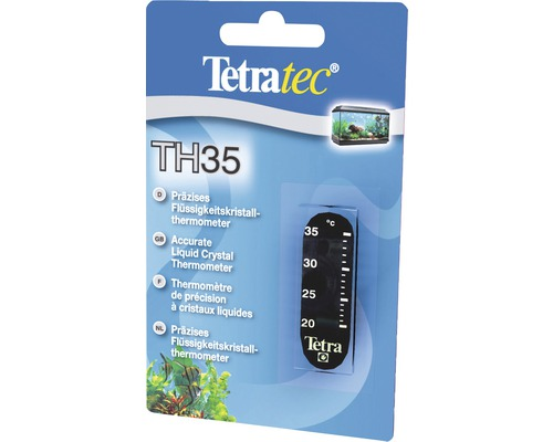Thermomètre à cristaux liquides TH 35