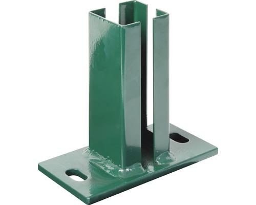 Support pour poteau DSTM angle PF de 60 x 60, vert