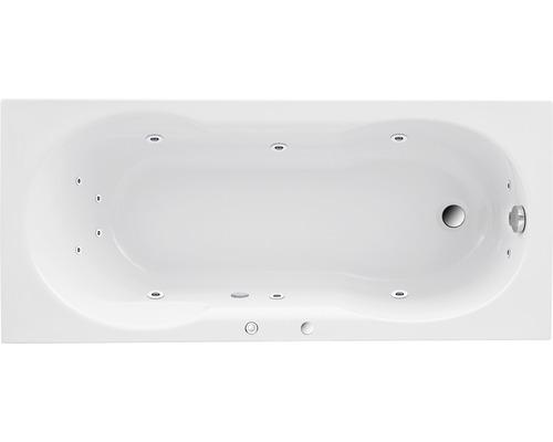 Whirlpool Komfort Fortuna 170x75 cm weiß