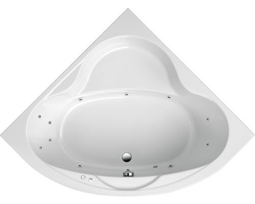 Whirlpool Komfort Samba 140 cm weiß