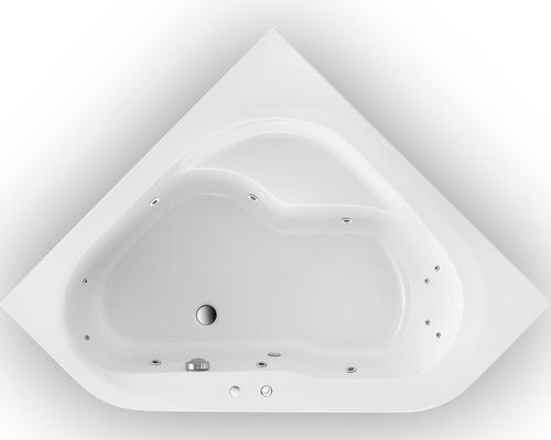 Whirlpool Komfort Minerva 135 cm weiß