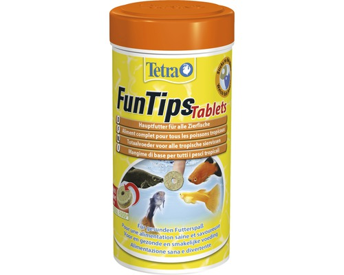 Tetra Tablets Tips 300 Futtertabletten