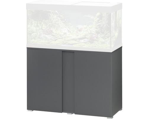 Meuble bas d''aquarium Vivaline LED 180 101x41x71cm anthracite