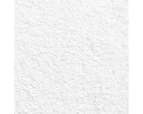 Teppichboden Shag Perfect Farbe 101 weiß 400 cm breit (Meterware)
