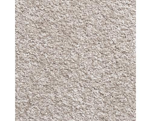 Teppichboden Shag Perfect Farbe 112 antikgrau 400 cm breit (Meterware)
