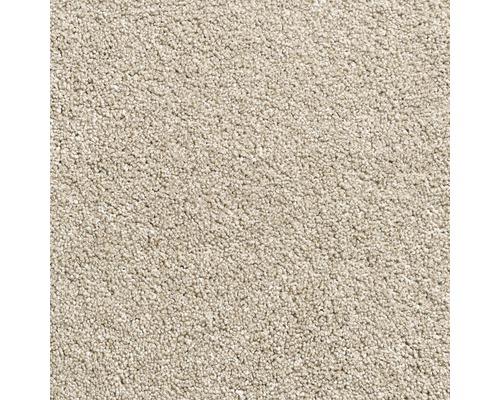Moquette Shag Perfect beige 400 cm de largeur (article au mètre)