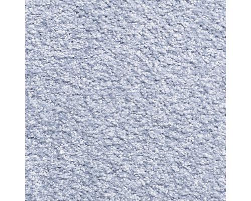 Moquette Shag Nizza bleu 400 cm de largeur (article au mètre)