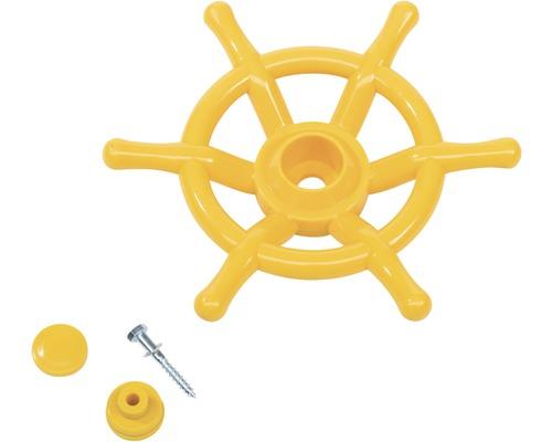 Volant axi Boot plastique jaune