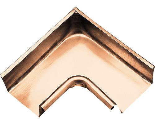 Kastenwinkel Inneneck Kupfer NW 70mm