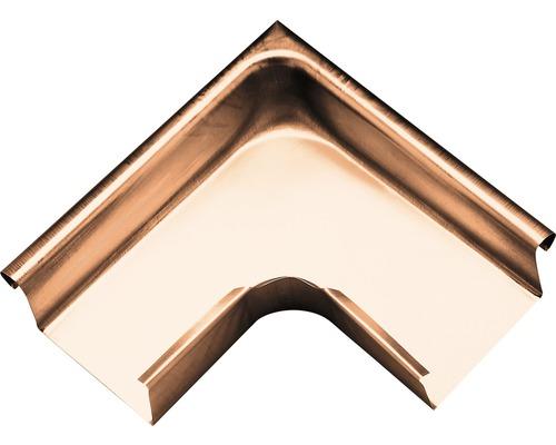 Kastenwinkel Ausseneck Kupfer NW 70mm