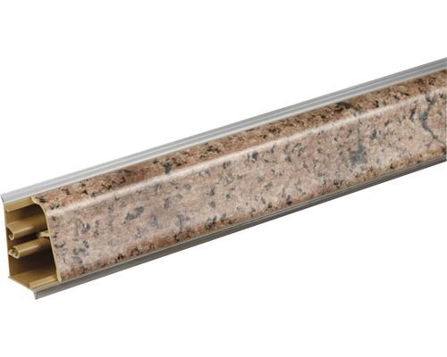Joint d''étanchéité mural PICCANTE Goya 471 longueur : 3000 mm