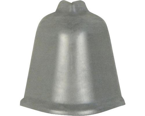 Außenecke PICCANTE für Wandabschlussprofil 37 metall edelstahl gebürstet 39/30 1 Stück
