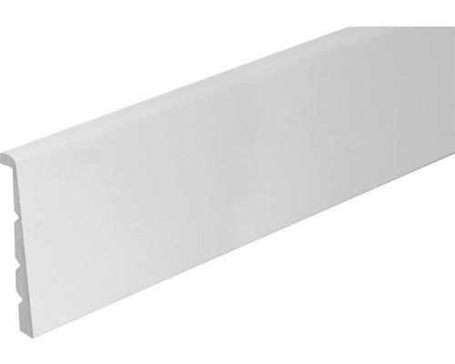 Plinthe blanche 26x138x2400 mm