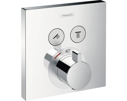 Thermostat encastré hansgrohe ShowerSelect 15763000