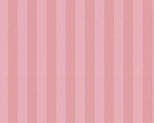 Papier Peint Intisse 3121 36 Romantica Rayures Rose Hornbach