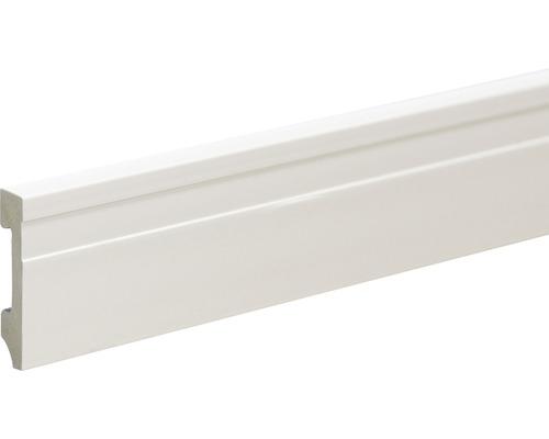 Plinthe blanche 15x70x2400 mm