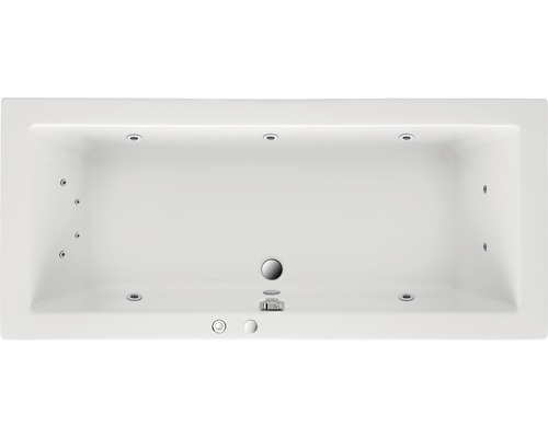 Spa Confort Matrix 190x90 cm blanc