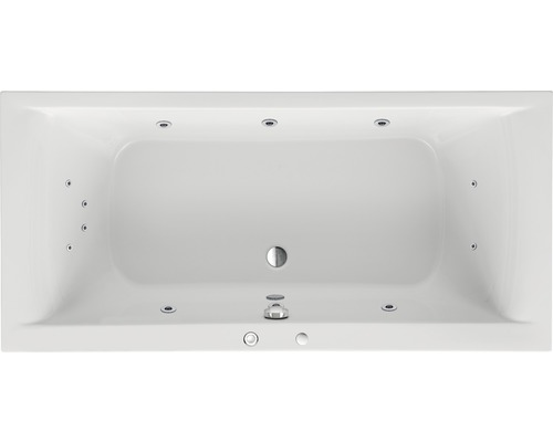 Spa Confort Vista 170x80 cm blanc