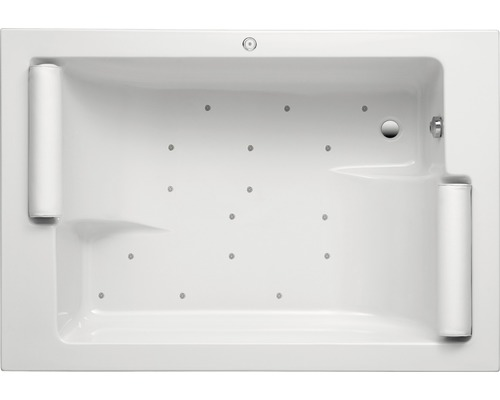 Whirlpool Air Batain 195x135 cm weiß