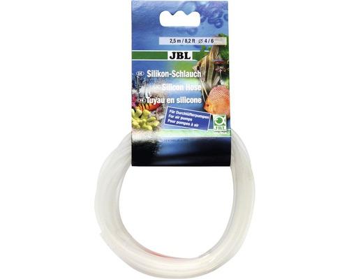 Tuyau d''aquarium JBL 4/6mm, 2,5 m