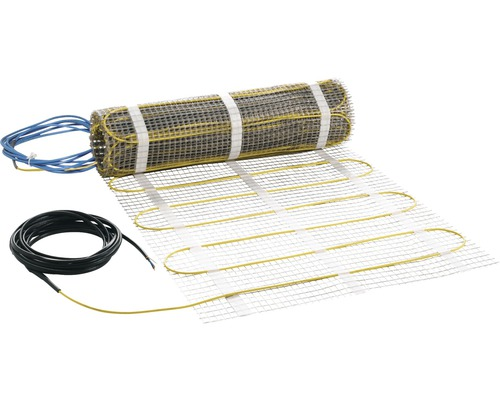 Tapis de chauffage au sol électrique Veria QM 150 1 conducteur 150W 1m² 1C GLO