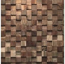 Plaquette de parement en bois Ultrawood Square-thumb-2