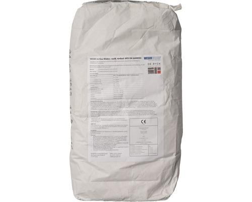 Colle spéciale pour bordure de piscine margelles, blanc, 25 kg