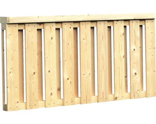 Terrasses pour abris de jardin