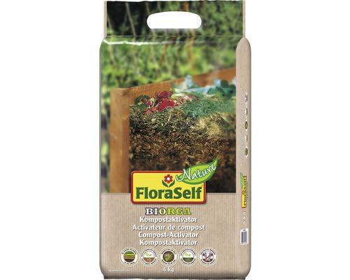 Activateur de compost FloraSelf Nature BIORGA 4 kg