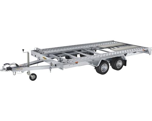 Humbaur Autotransporter Carry Car 4000x2000x50mm gebremst zul. Gesamtgewicht 2700kg