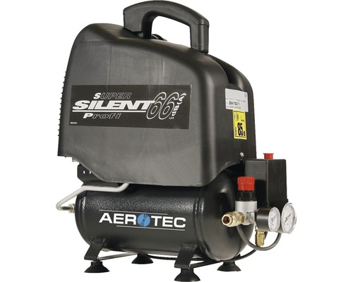 Compresseur Aerotec Vento Silent 6