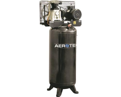 Compresseur Aerotec 600-200 sur pied 400V