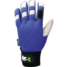 Gants de jardin for_q gardening 1 paire Taille XL, bleu-thumb-0