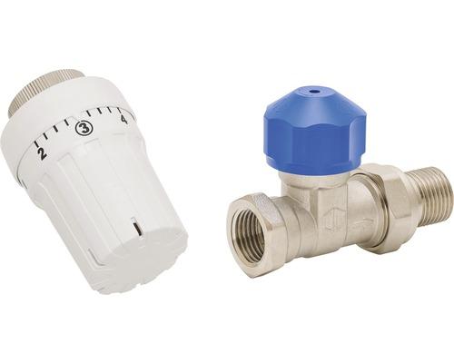 "Kit de robinet thermostatique Rotheigner THZF+TH passage 1/2"""